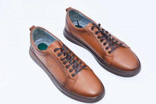 Pantofi sport pielemaro naturala barbati 112 3