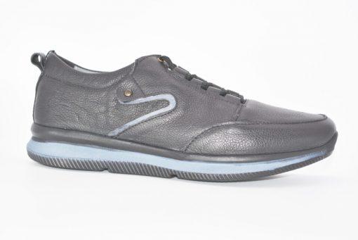 Pantofi sport piele negri